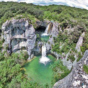 Cascade du Ray Pic