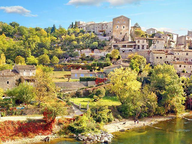 Village médiéval Saint-Montan
